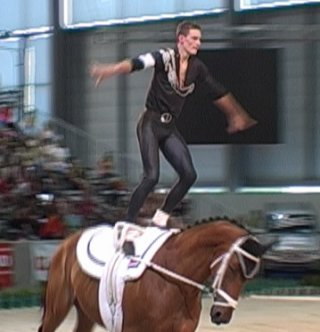 World Vaulting Championships Brno 2008